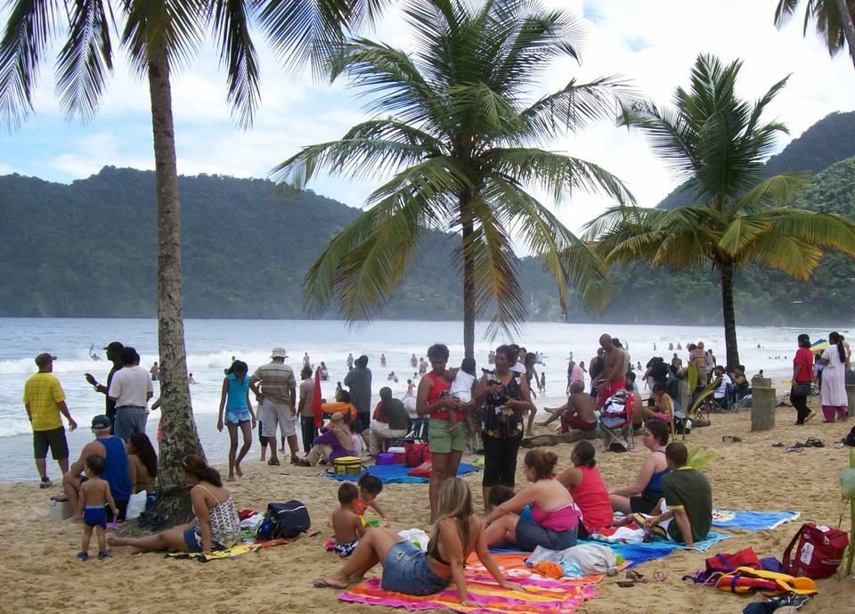 Trinidad beach nude girls — 3