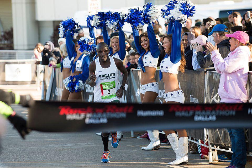 2016 Humana Rock 'n' Roll Dallas Half Marathon