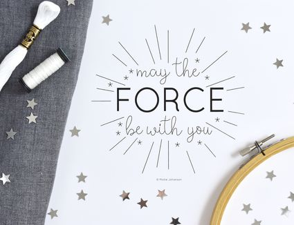 10 free embroidery patterns for beginners stitch a star wars quote with this free embroidery pattern beginner embroidery dt1010fo