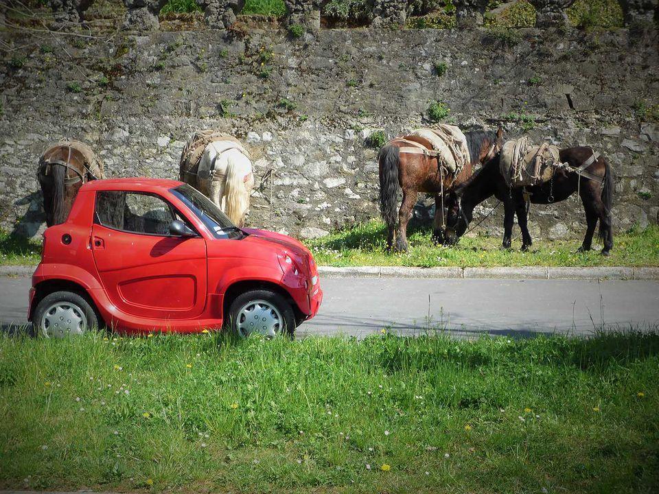 italian car picture