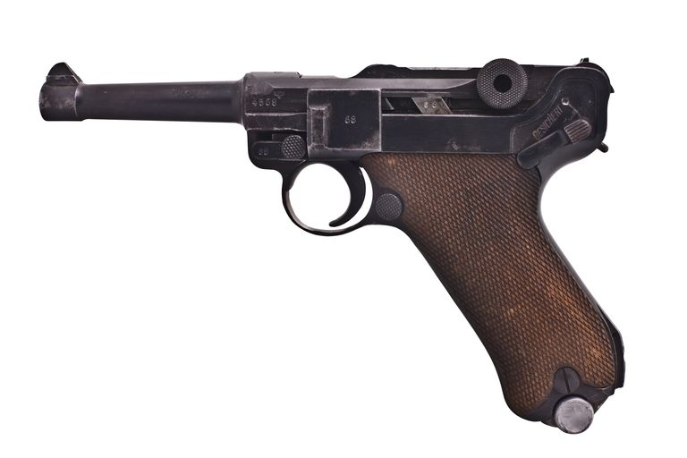 Luger 1900