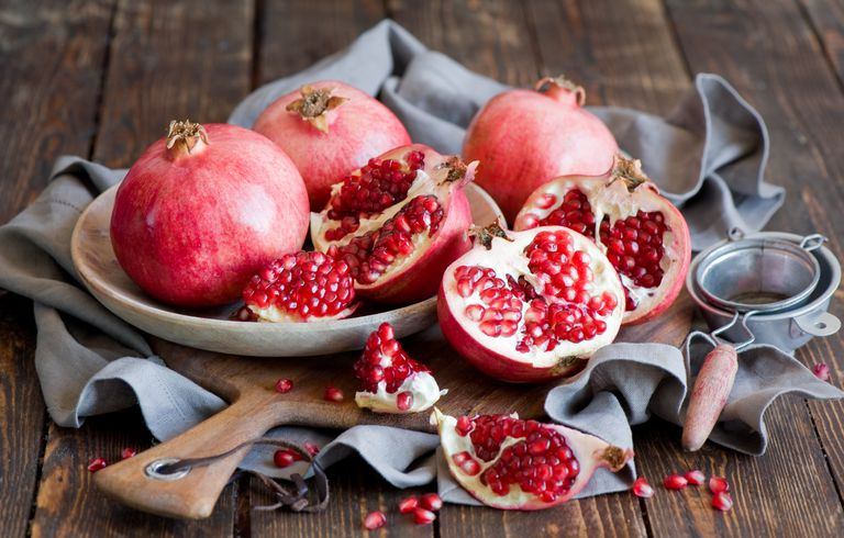 Pomegranates Are Delicious and Versatile