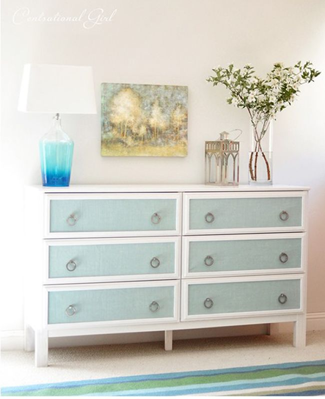 10 incredible furniture makeovers you need to pin Ikea furniture makeover