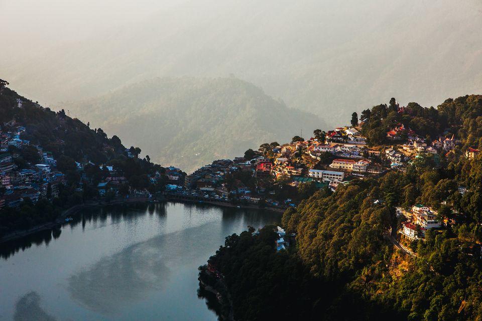 Nainital, Uttarakhand, India.