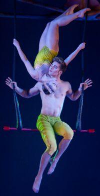 Cirque Du Soleil Is Creating A Theme Park In Mexico
