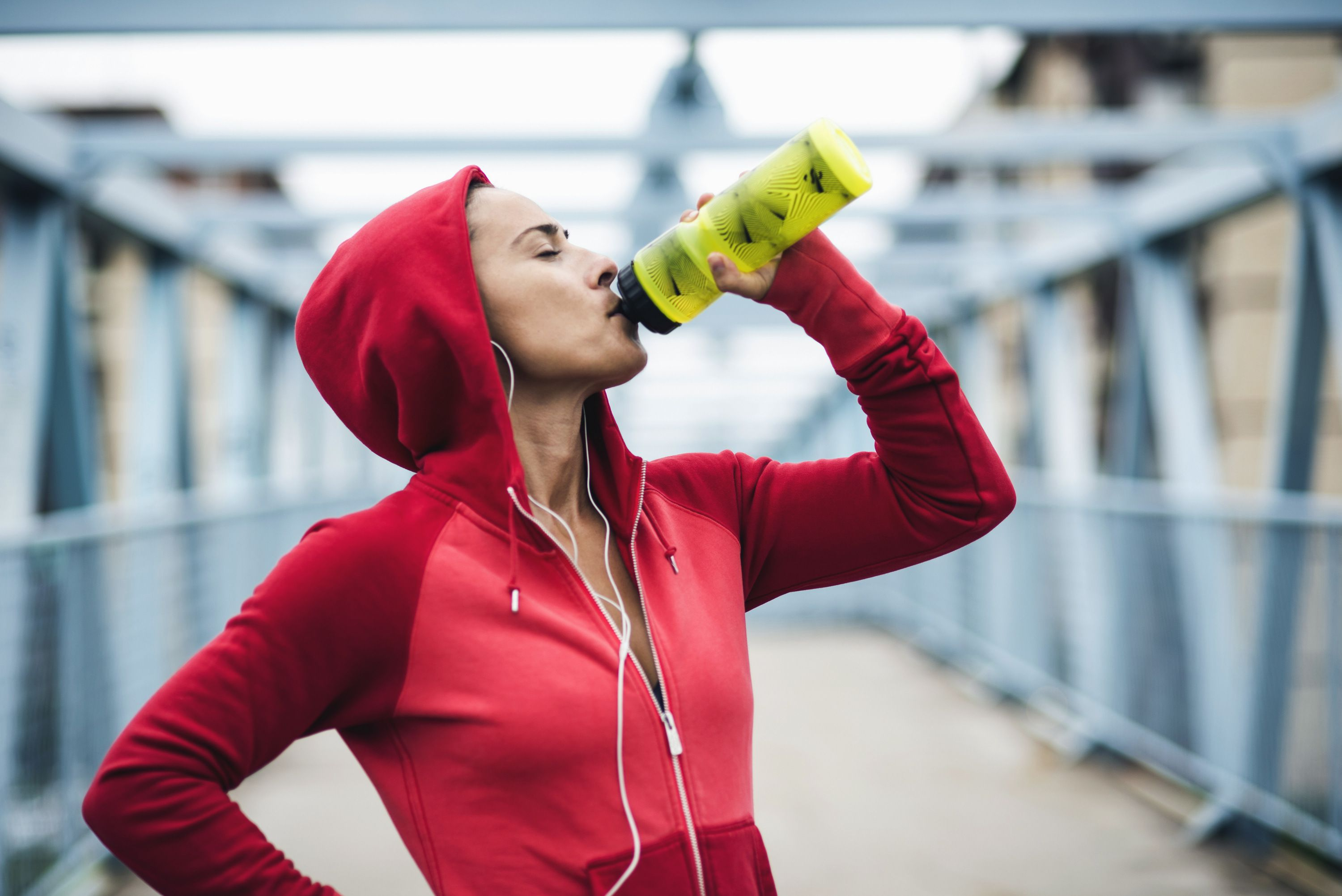 Is Drinking Cold Water When Exercising Good or Bad?
