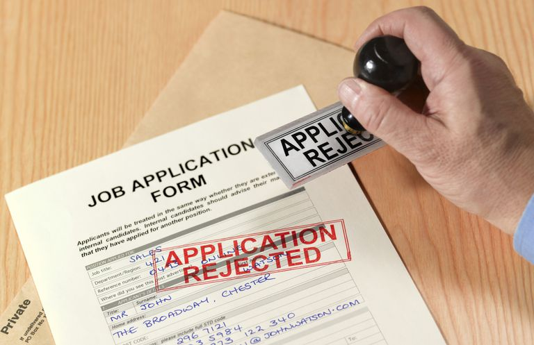 job application rejected - Why Have You Applied For This Job
