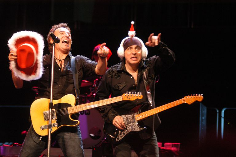 bruce springsteen christmas