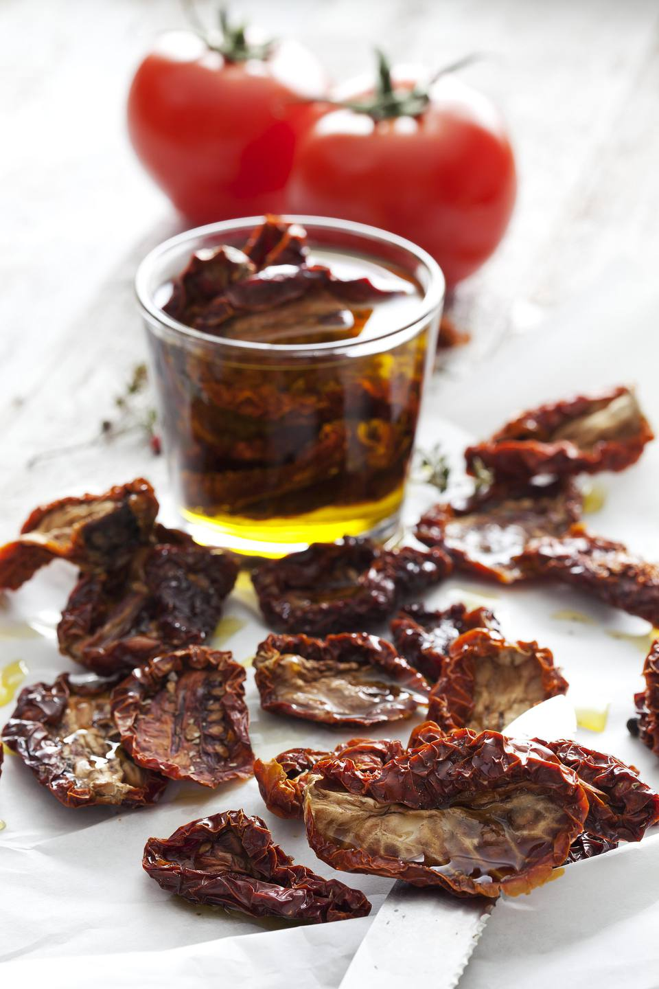 Sun-Dried Tomato Marinade