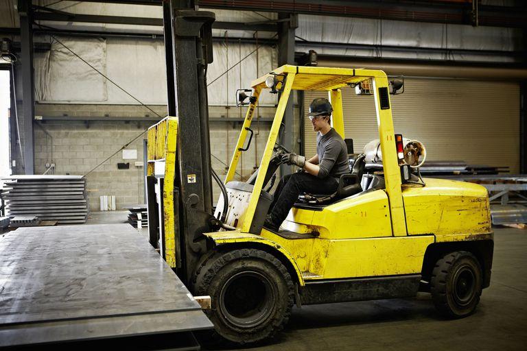 Forklift Collision Avoidance