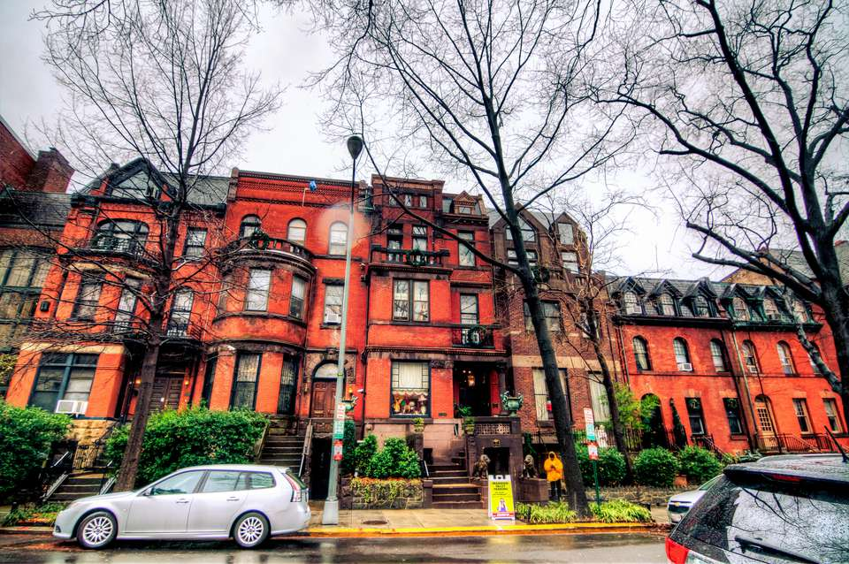 The Mansion on O Street, Washington DC.