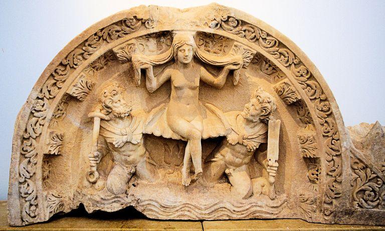 Reliefs From The Sebasteion of Aphrodisas: Birth of Aphrodite