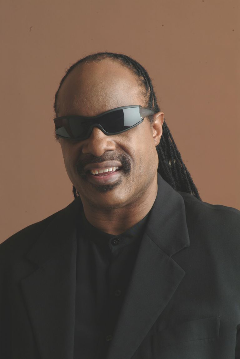 R&B legend Stevie Wonder