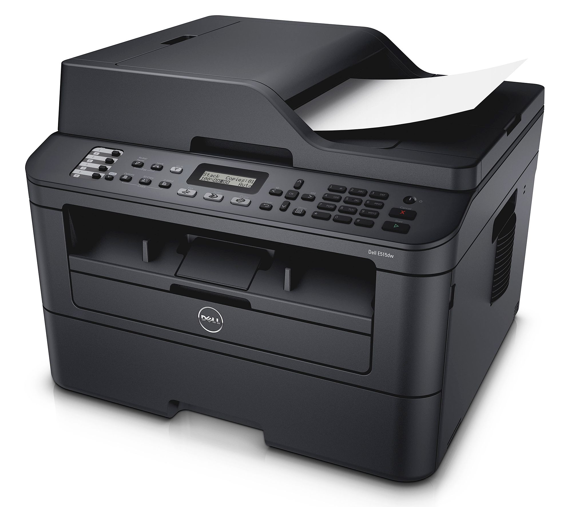 Color printing quality - Dell E515dw Multifunction Printer