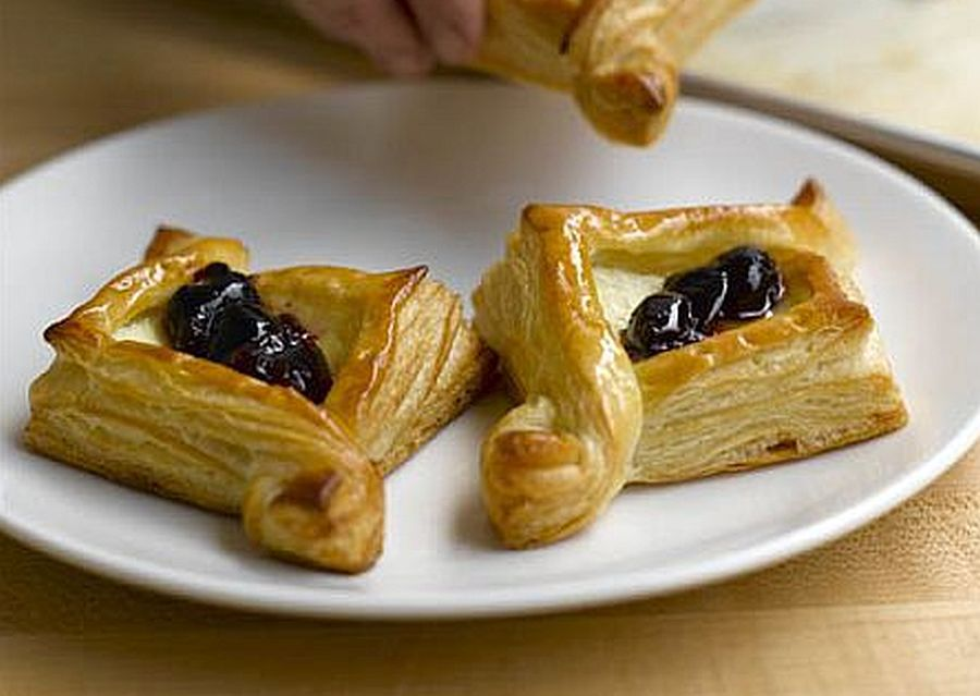 Pastries Made with Blitz Puff Pastry