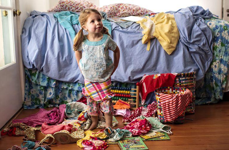 The art of de-cluttering