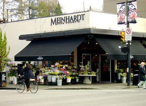 Gourmet Food Store Granville Street Vancouver