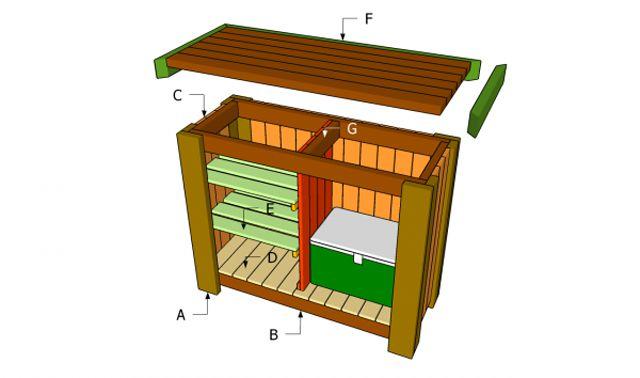 Wood Bar Plans Pdf. ana white sutton custom outdoor bar stools diy ...