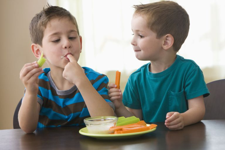 5 Steps to Get Your Kids to Eat More Veggies
