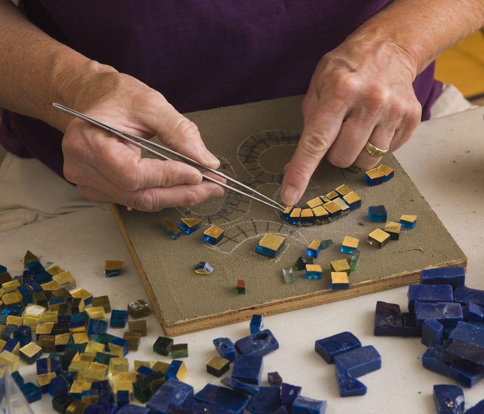 How To Make A Mosaic Supplies And Tools