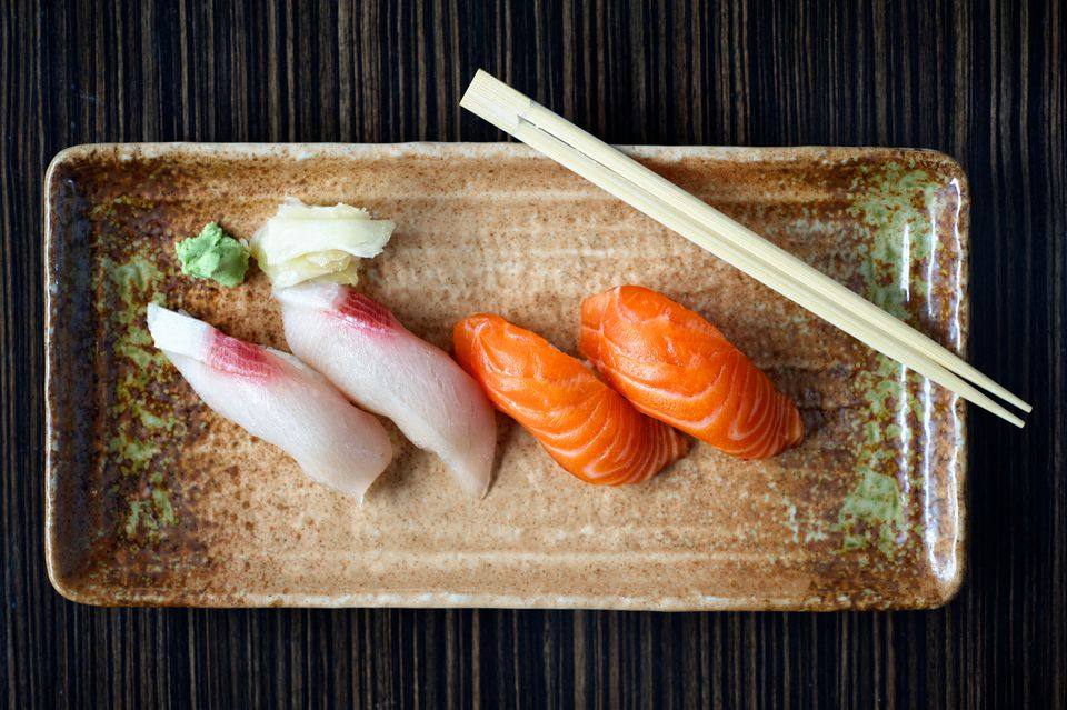 Interesting Sushi Facts