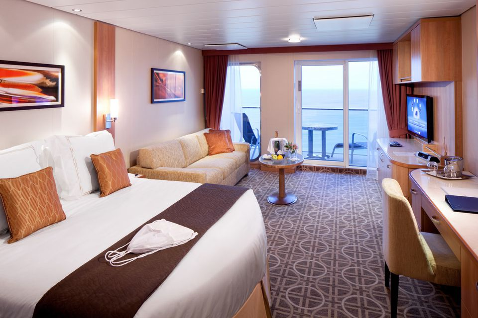 Celebrity Reflection - Cabin 2130 - Cruiseline.com