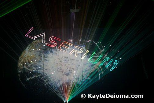Laserium Led Zeppelin Light Show
