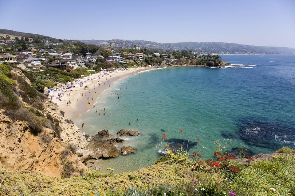 Laguna Beach, California, United States, Orange County, North America