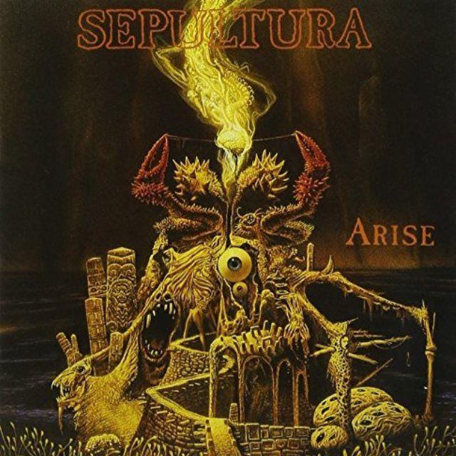 Sepultura - 'Arise'