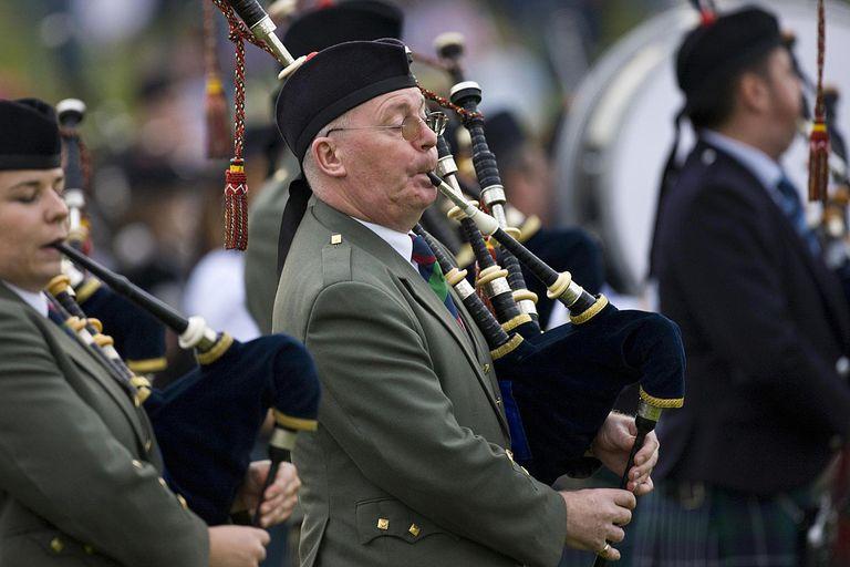 Scottish Pipe.