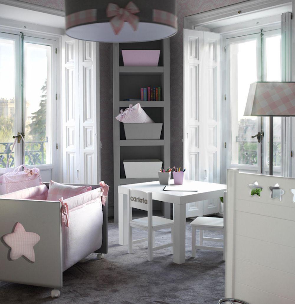 Muebles para la habitaci n del beb y b sicos que necesitas - Muebles de habitacion infantil ...