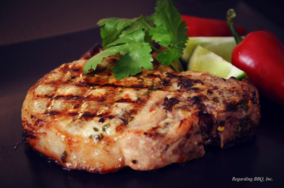 Pork Chop Marinade Recipe