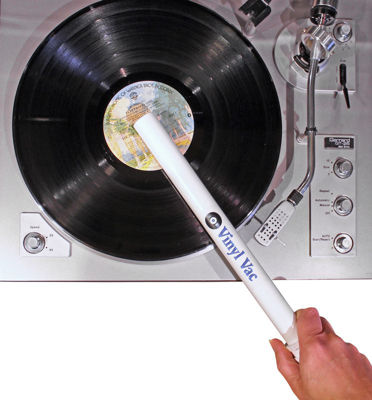 How To Clean Vinyl Lp Records With A Record Cleaner
