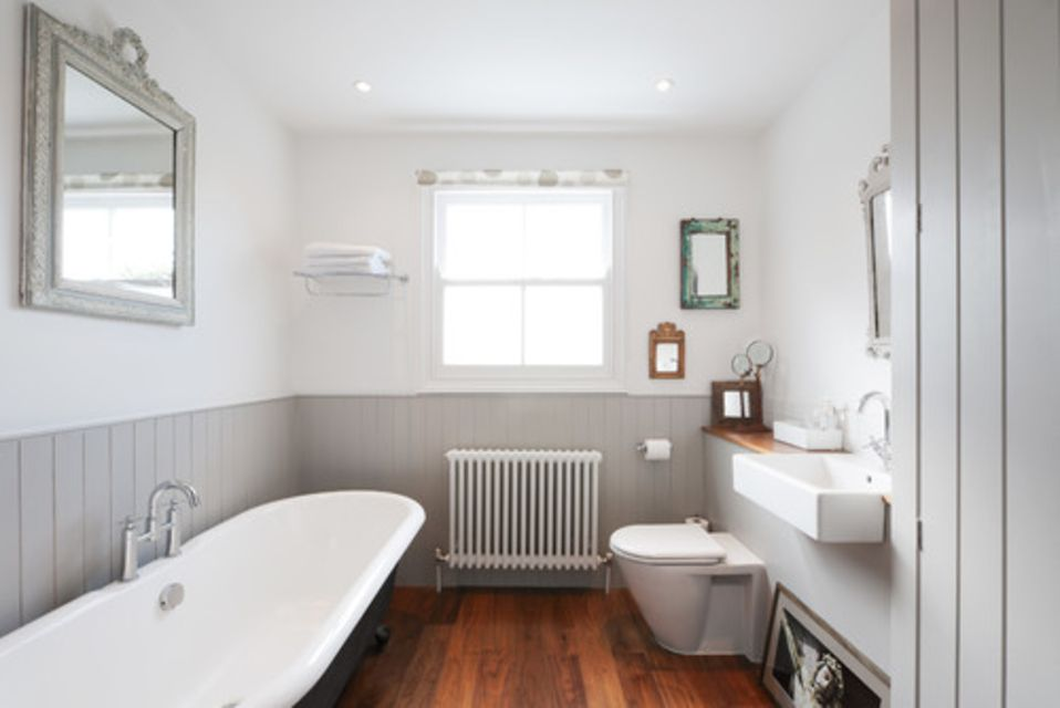 pictures of gray and white bathrooms. Modern Victorian Gray and White Bathroom 17 Classic Bathrooms