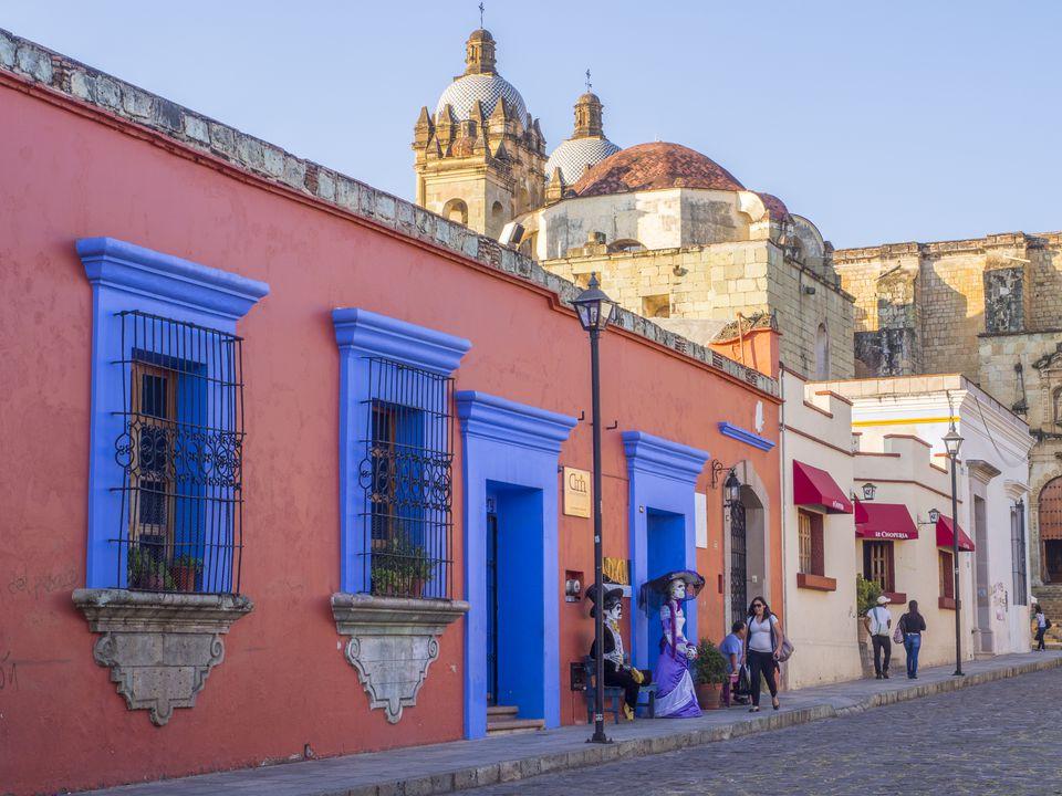 Oaxaca on Day of the Dead