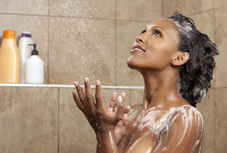 Clarifying shampoos remove buildup and let you start with a clean slate.