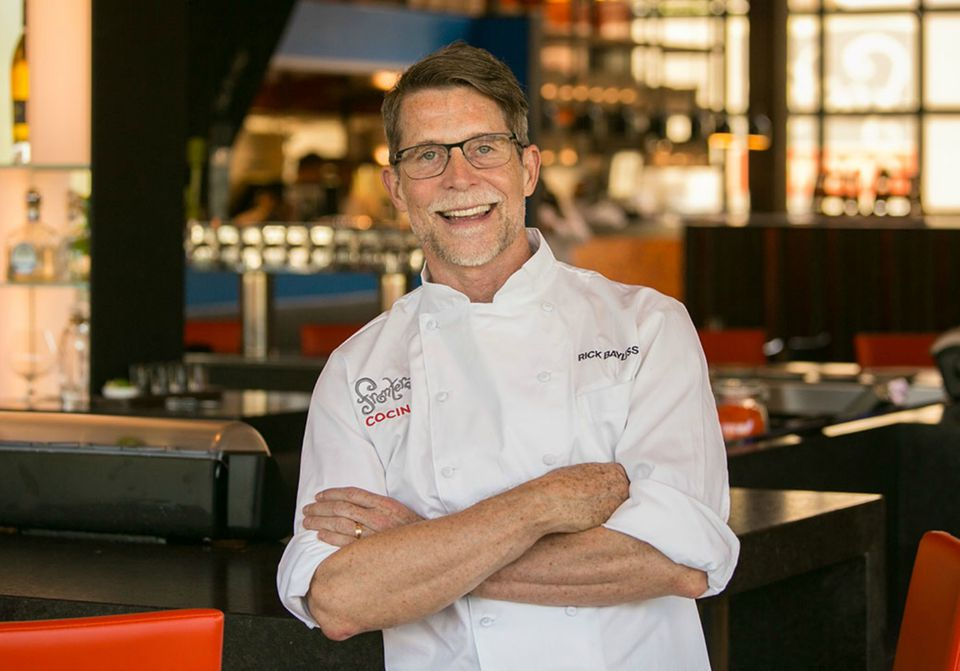 Rick Bayless, Celebrity Chef at Disney World