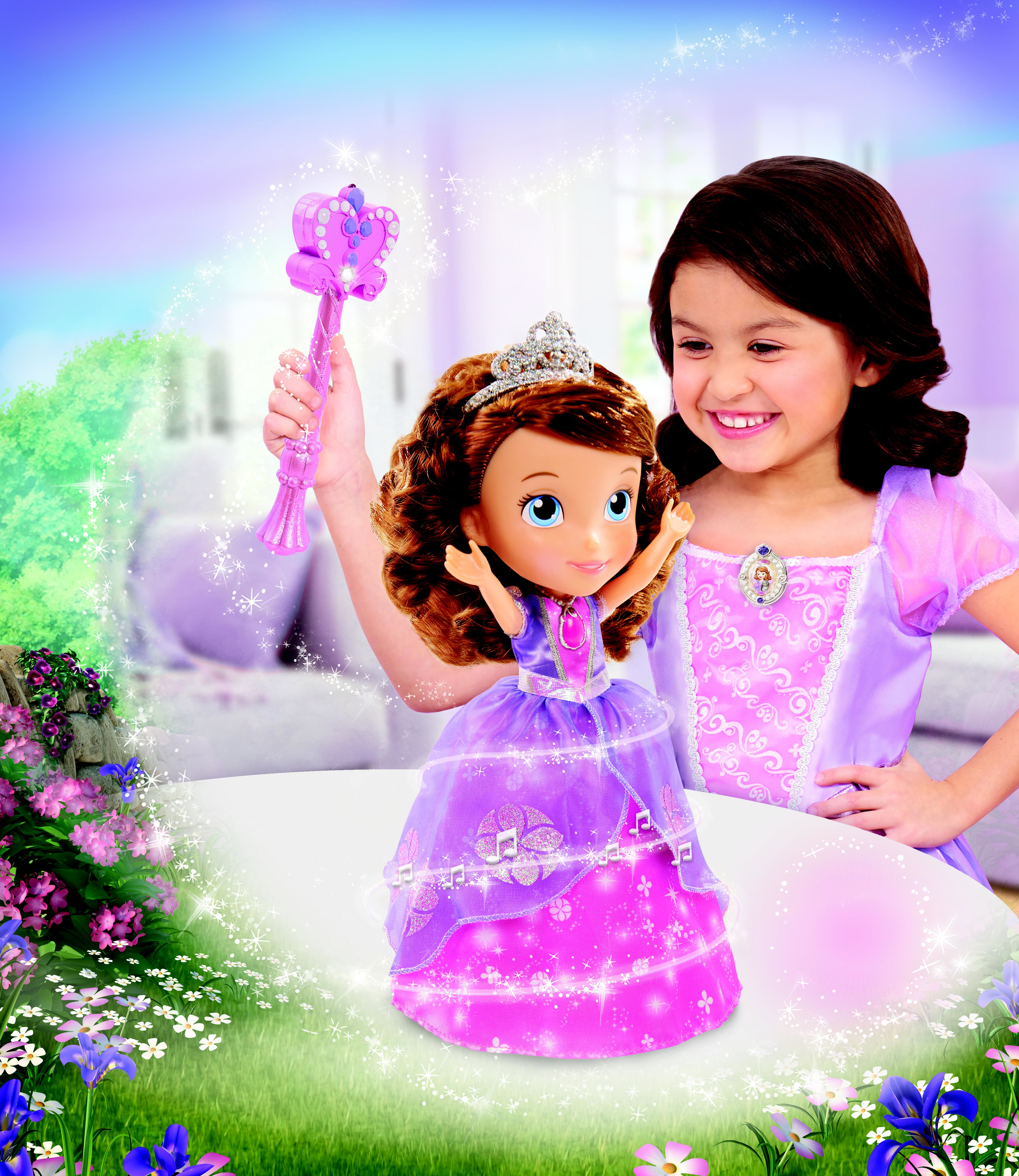 Toys Elena Sofia : Sofia the first dolls and toys