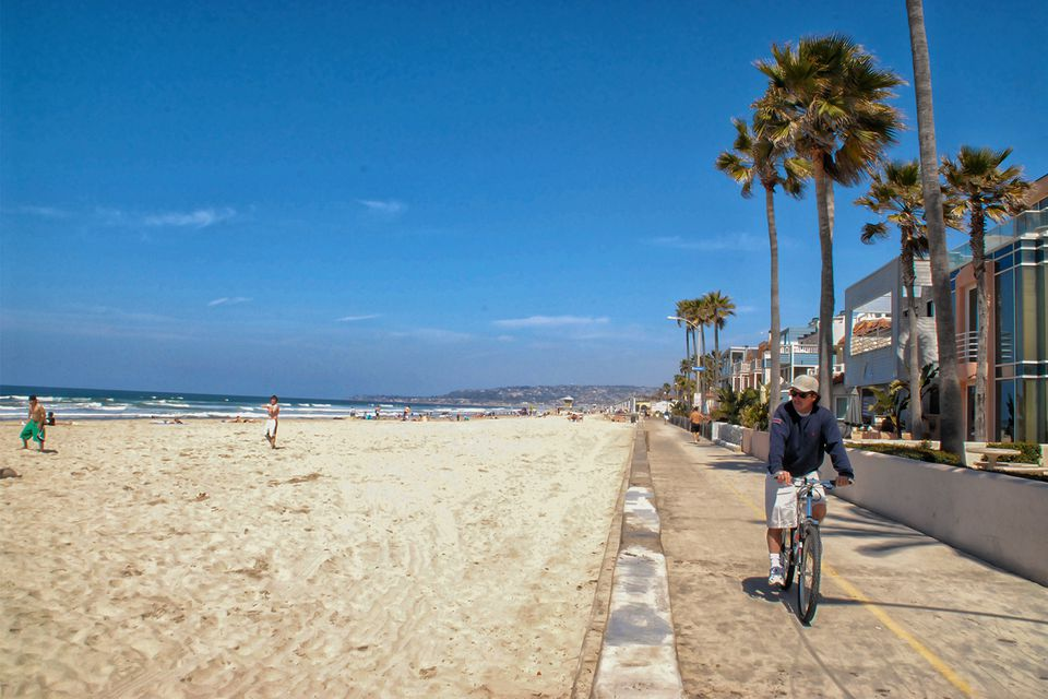 Best Beaches Between Long Beach And San Diego