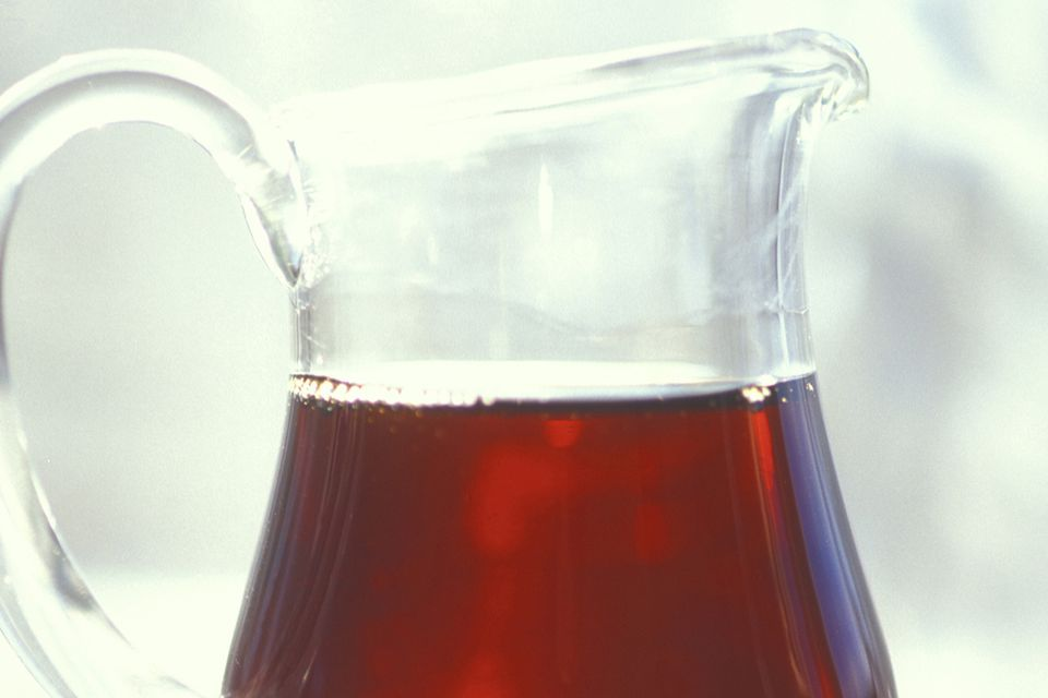 Brown Sugar Spiced Simple Syrup