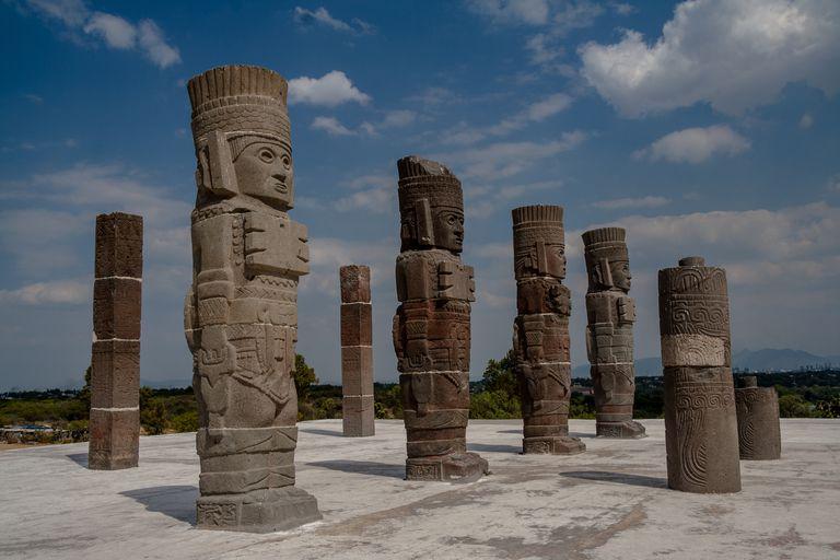 Tula, Toltec site in Hidalgo