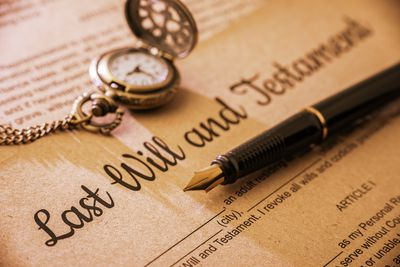 Inheritance in California: Death and No Will?