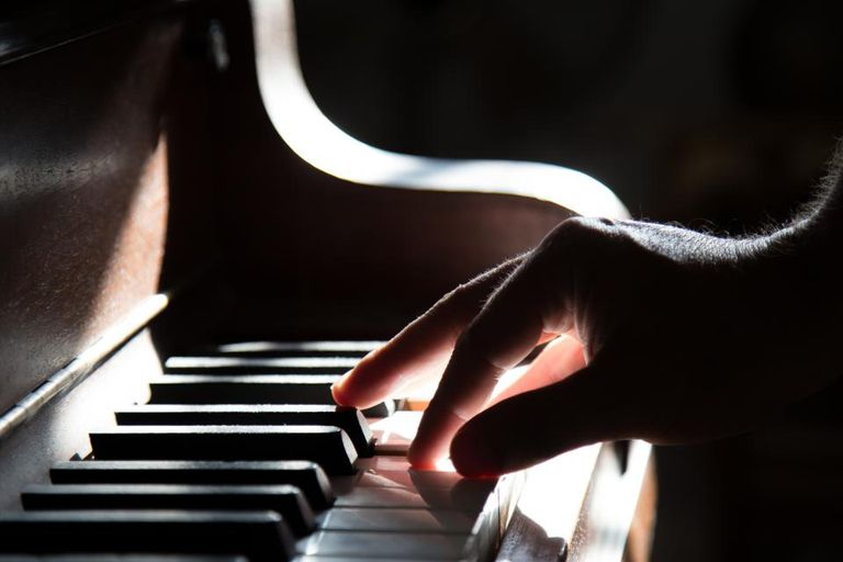 music recital nerves