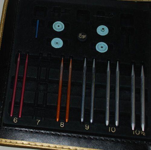 Part of an old Boye Needlemaster Set