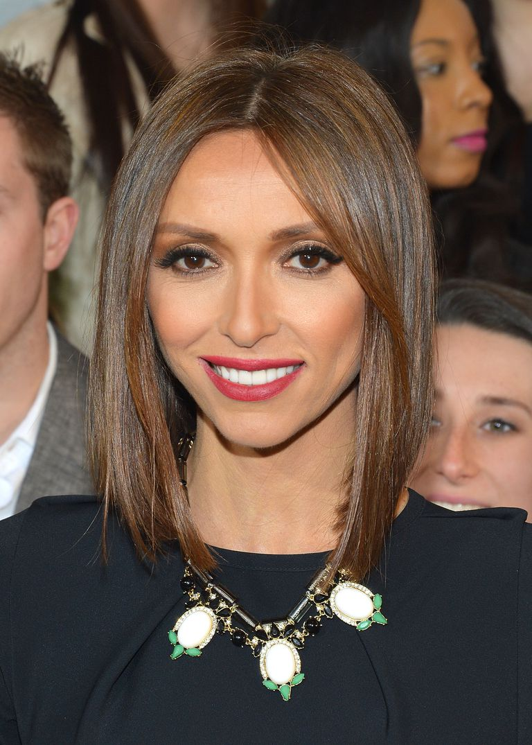 The most modern long bob hairstyles of the moment giuliana rancic urmus Images