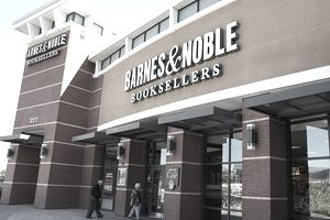Barnes & Noble in San Bruno, California