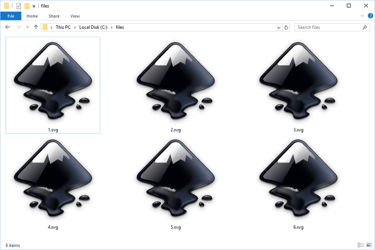 SVG Files