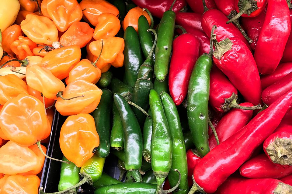 Mixed chiles