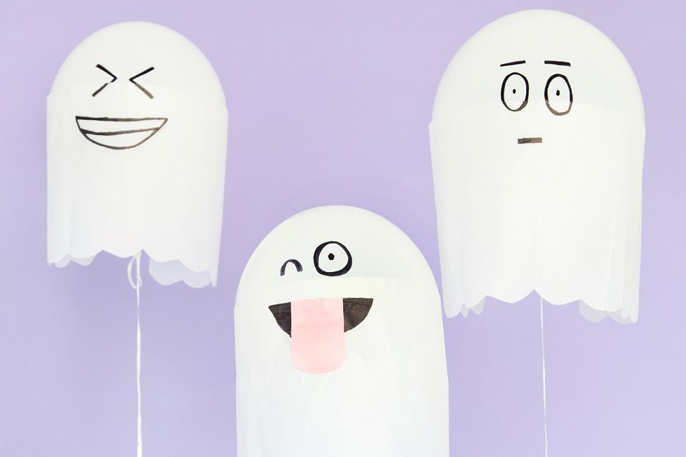 Ghost-Balloons