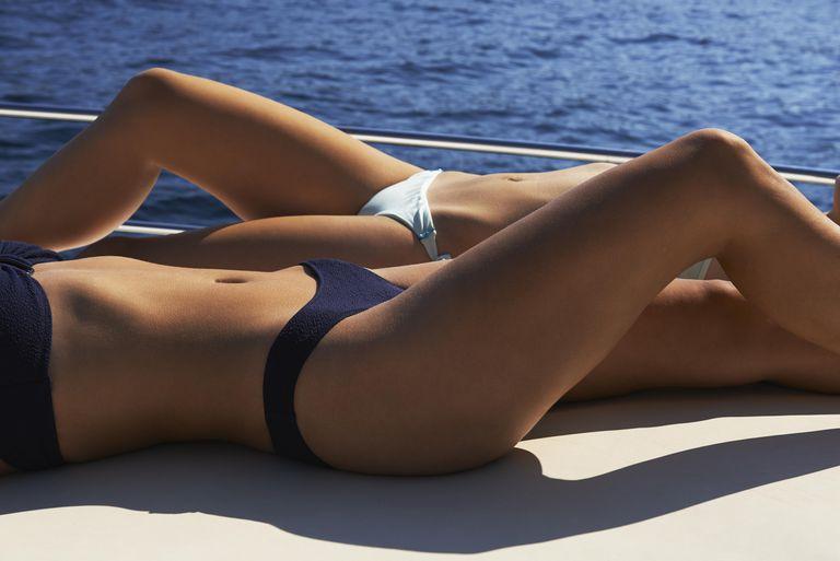 Bikini symmetry